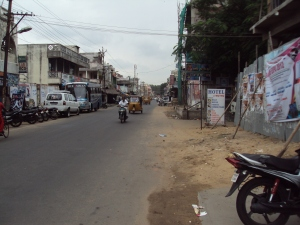 A Road in Karaikal