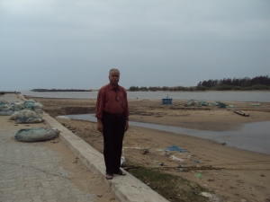 At Beach Road - Karaikal