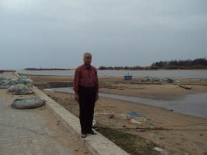 At Beach Road - Karaikal