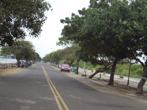 Beach Road - Karaikal