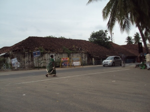 Old Tiled Houses - Karaikal