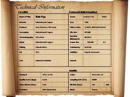 Synopsis of Natir Pooja
