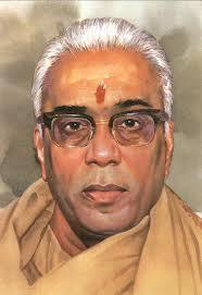 Madhukar Dattatreya Deoras - 3rd Sarasanghachalak 0f R.S.S.