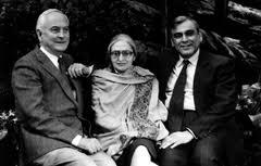 The Triumvirate : Ivory , Merchant & Jhabvala