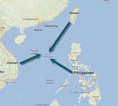 War Zone South China Sea