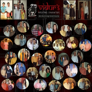 VIDUR Acting Institute Banner 2 - Training Students Since 1990