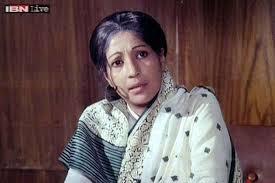 Suchitra Sen in Andhi