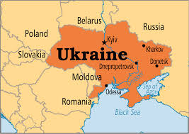 Map of Ukraine-2