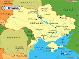 Map of Ukraine-3