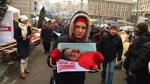 Protests in Ukraine -1