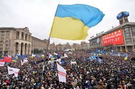 Protests in Ukraine -3