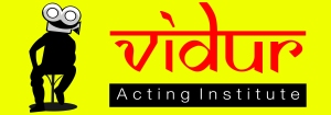 Vidur Acting Institute Logo