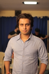Abhinav Chaturvedi in April 2014