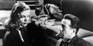 Lauren Bacall with Her Husband Humphrey Bogart