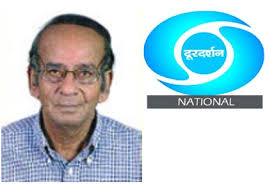 Doordarshan News Reader J. V. Raman