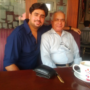 With Pritam Pyaare