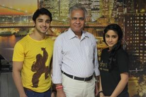 Pranali Ghogare & Samriddha Bawa [ Vidur Acting Institute Batch No. 83 ] With Me In My Office