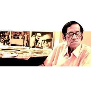 Feroze Rangoonwala with his Collection