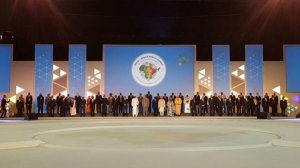 54 African Heads of State / Government Attending the Summit