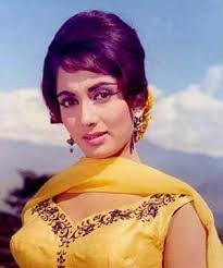 Sadhana - During Her Hey Days
