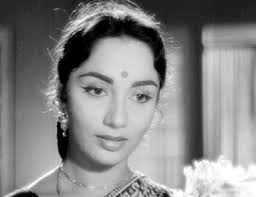 Sadhana - Before Her Famous Fringe Hair Style