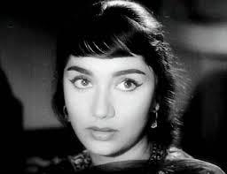 Sadhana - With Her Famous Fringe