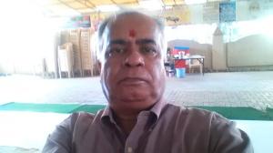 At the PAWANDHAM Prayer Meeting of Niranjan Bhai