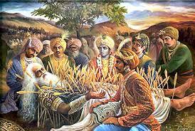 Last Sermon of BHISHM PITAMAH about RAJ DHARMA